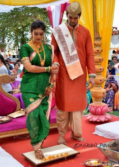 Mrunal Dusanis Marriage mrunal dusanis and neeraj more tied in nuptial ...