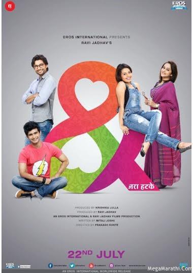 & Jara Hatke Marathi Movie Poster