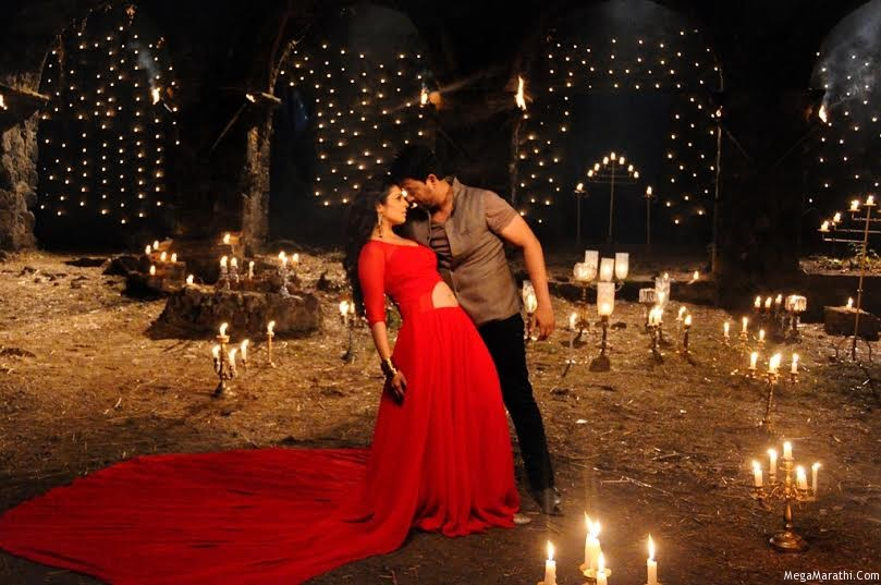 Chaand Matal Song Laal Ishq Red