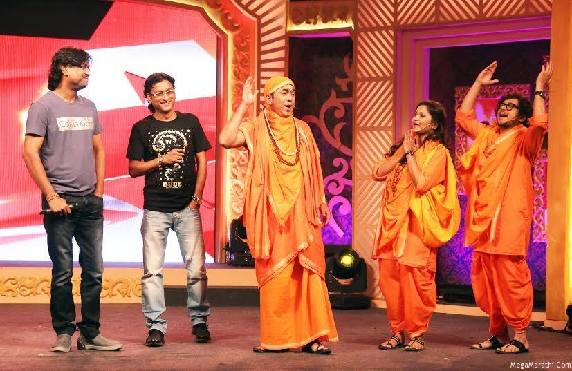 Ajay Atul Sairat Promotion