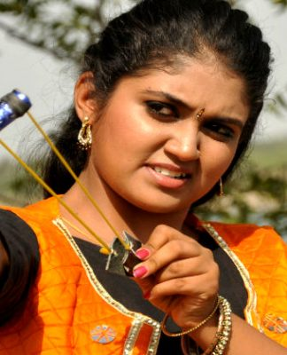 Rinku Rajguru For Sairat Movie 2