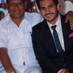 Bhushan Patil And His Father Nanasaheb Patil