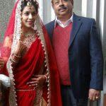 Deepali Pansare And Her Father Chandrakant Pansare
