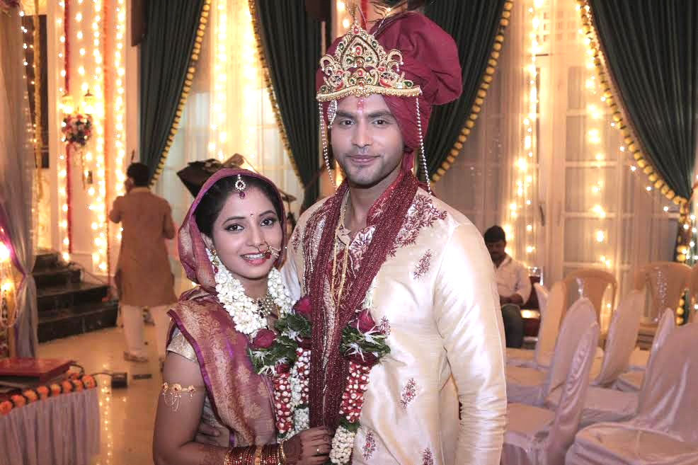 Kahe Diya Pardes Shiv And Gauri Wedding Ceremony HD Photos