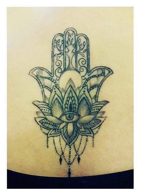 tattoo-of-tejaswini-pandit