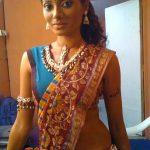Ajintha Look Of Reena Agarwal