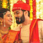 Mrunmayee Deshpande and Swapnil Rao Marriage