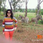 Mukta Barve In South Africa