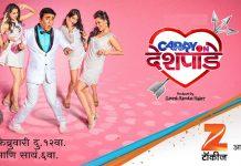 'Carry On Deshpande' On Zee Talkies and Zee Talkies HD