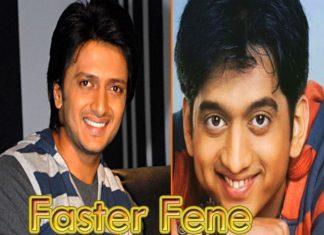 Faster Fene Marathi Movie Riteish Deshmukh and Amey Wagh