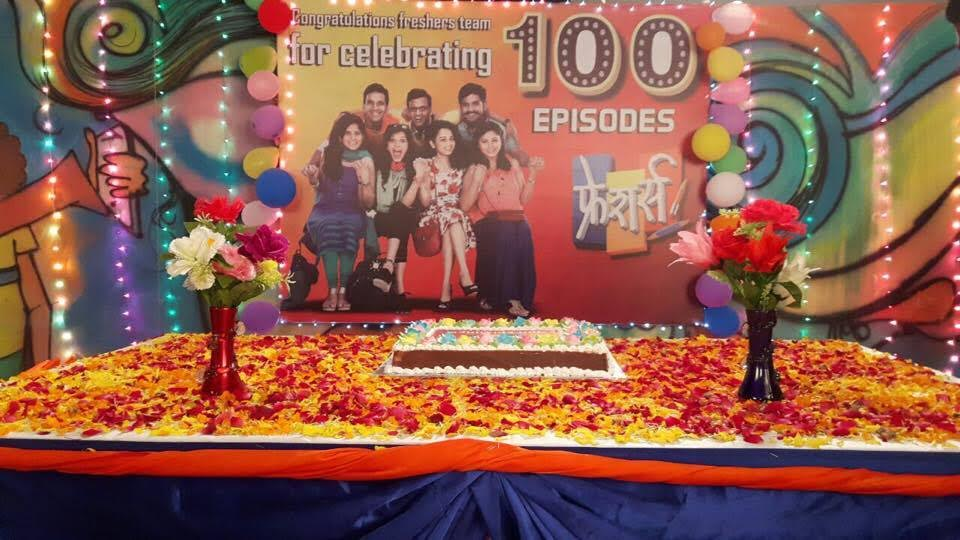 Freshers Serial Complete 100 Episodes