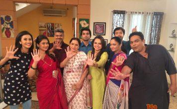 """asa Sasar Surekh Bai Celebrates the Success of Completing 500 Episodes"