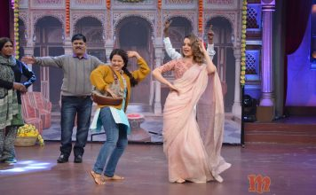 Shreya Bugade and Kangana Ranawat Dance