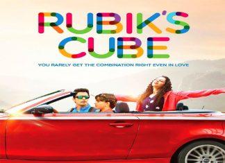 Rubik's Cube Marathi Movie Poster