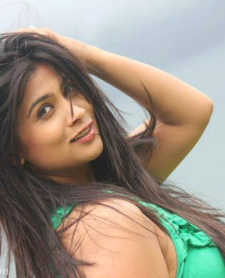 Ruchita Jadhav Cute Photo Cover
